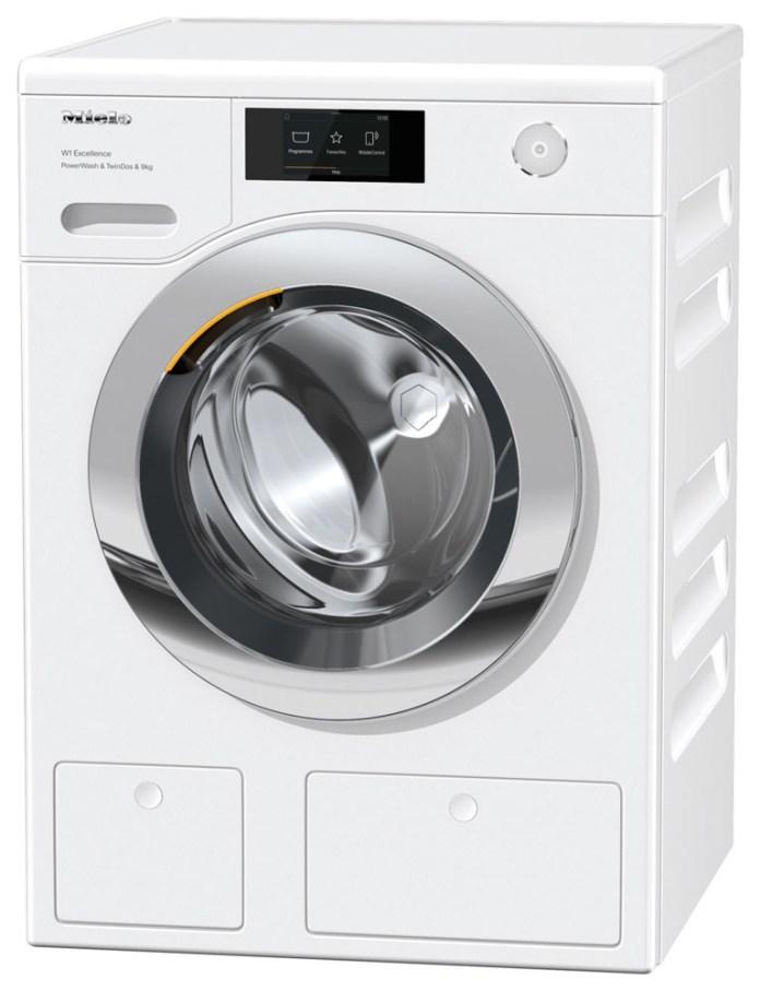 Quiet Mark Miele Wer 865 Wps Pwash Tdos 9kg Washing Machine