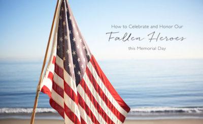 Memorial Day Header