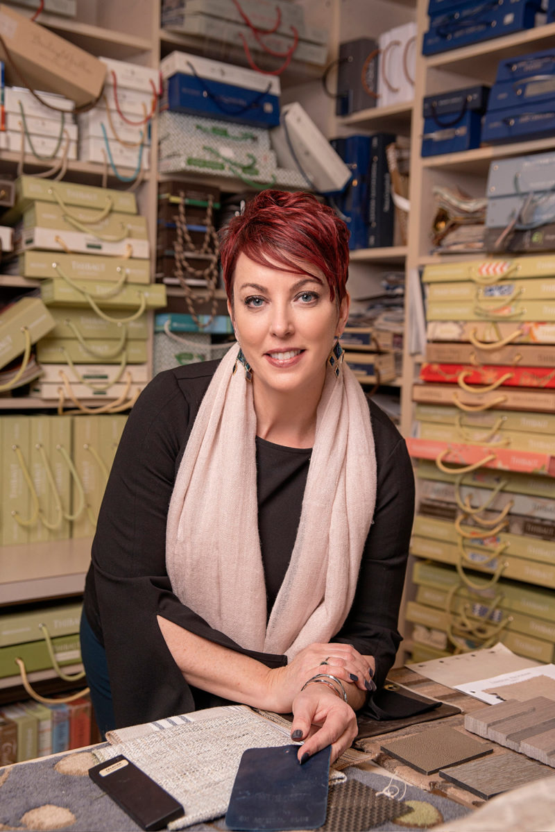 Jennifer Keiser, Interior Designer