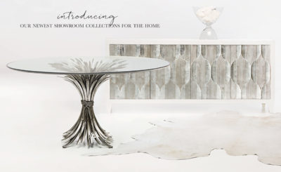 Introducing our newest showroom collections for the home