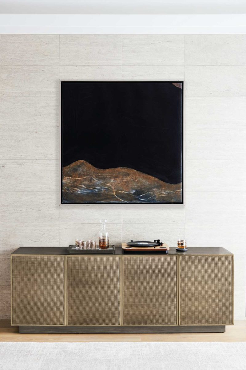 Profile—A rustic modern collection
