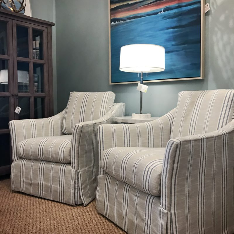New Arrivals in The Quiet Moose Furniture and Interior Design Showroom