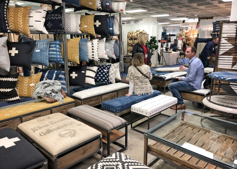 The Quiet Moose at AmericasMart Atlanta — the leading tradeshow for Gift, Home, Gardens, Rug, Gourmet & Apparel product #AtlMkt