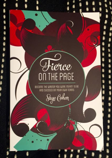 Fierce on the Page - book cover