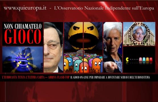Flash-Top - L'Ultima Carta dell'Eurocasta