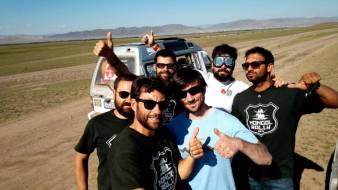 Foto de Grupo de camino a Mongolia (Personalizado)