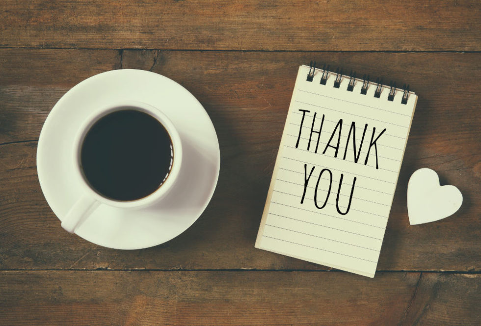 Write The Perfect Thank You Note For Your Boss Quill Com Blog