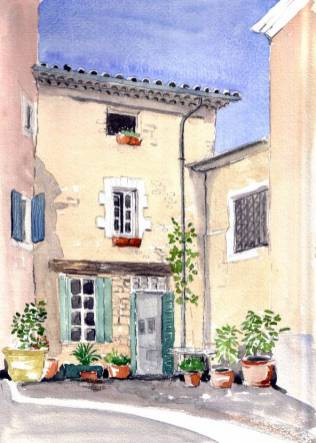 Gillian's House, France, Sold