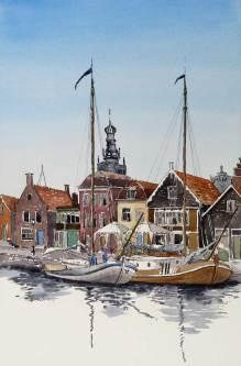 Monickendam, Netherlands, Sold