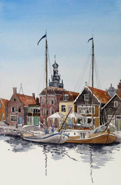 Monickendam, Netherlands, Sold