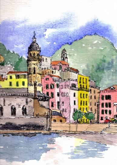 Vernazza, Cinque Terre, Italy sold