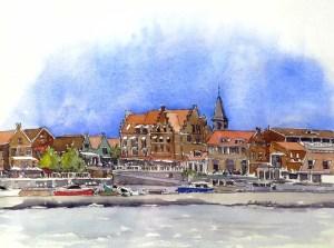 Volendam, Netherlands, Sold