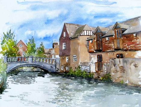 Winchester, England, sold