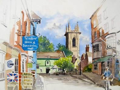 Windsor England, Sold
