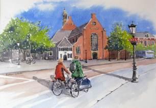 Cycling-in-Utrecht