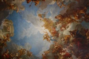Ceiling, Versailles