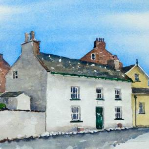 Cottage, Port Erin, Isle of Man NFS