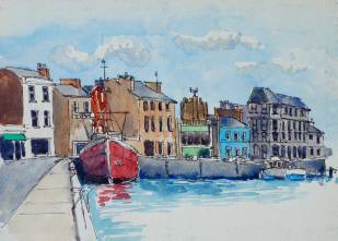 Ramsay Harbour, Isle of Man NFS