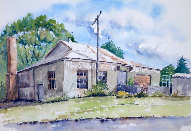 Staveley Dairy Factory, Sold