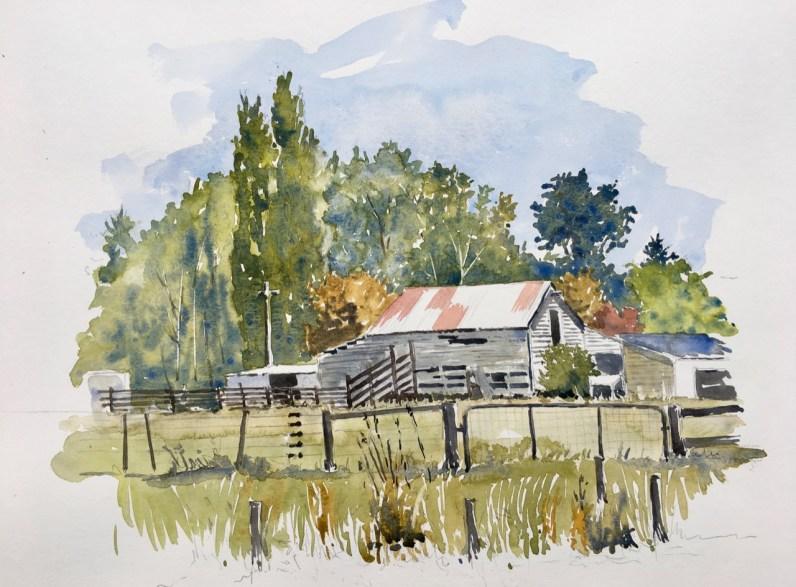 Farm Buildings, Skewbridge Road SOLD