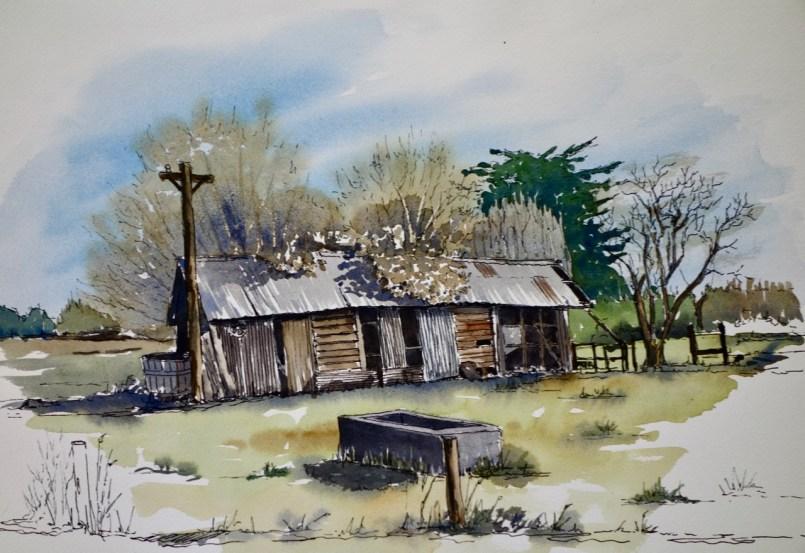 Farm Shed, Tuahiwi, SOLD
