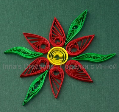 Paper Quilling Basics – Simple Flower Tutorial