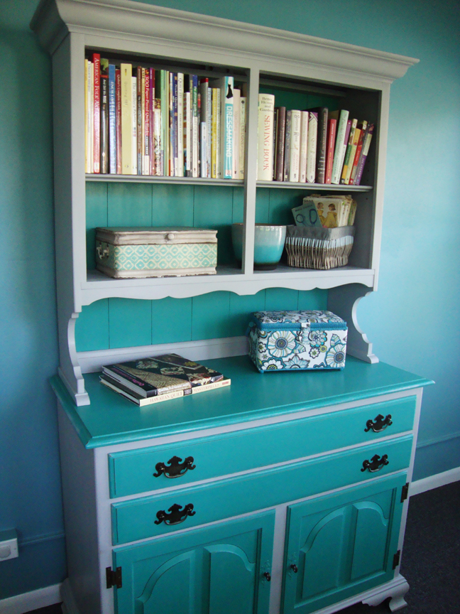 Dining Room Hutch To Sewing Room Chic Quilt Addicts