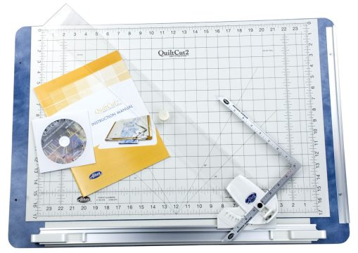 QuiltCut2 Fabric Cutter