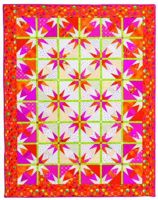 Star Pattern Quilt Pattern