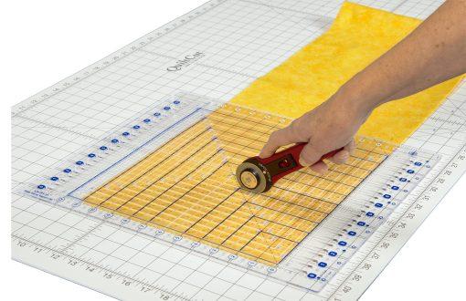 QC2-SU yellow fabric