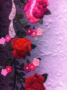 Magic of Roses Background filler
