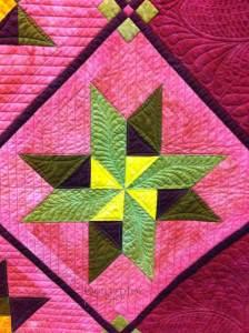 Star Struck quilt