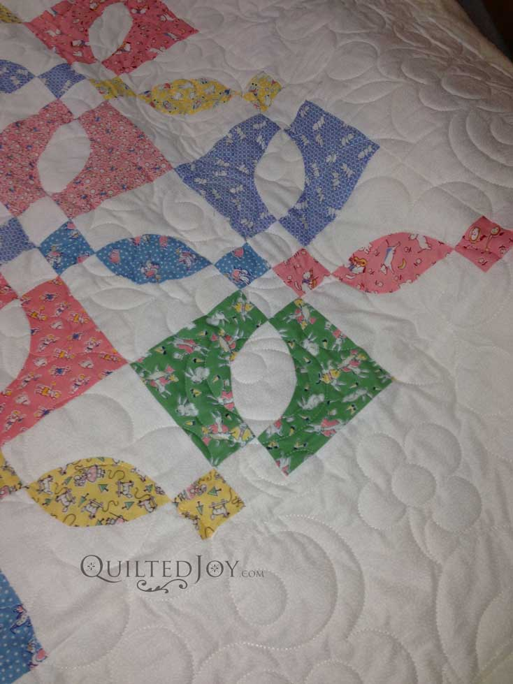 Peter to Pay Paul quilt