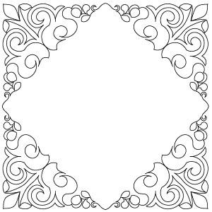 quilted joy digital quilting system frame design