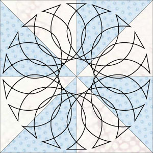 computerized quilting design motifs