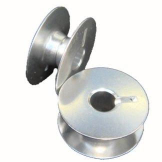 Aluminum bobbins for APQS machines