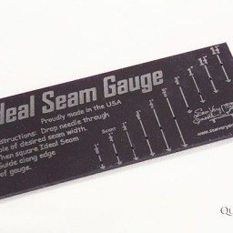 Ideal Seam Gauge - QuiltedJoy.com