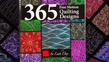 Free Motion Quilting 101 - : 365 quilting designs - Adamdwight.com