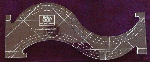 ProSpine Large Quilting Ruler
