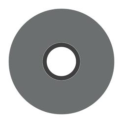 Magna-Glide M Bobbin - Medium Grey