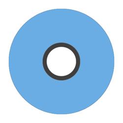Magna-Glide M Bobbin - Hawaiian Blue