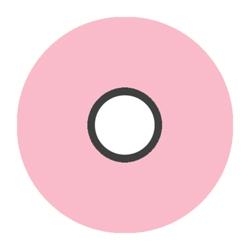 Magna-Glide M Bobbin - Cotton Candy