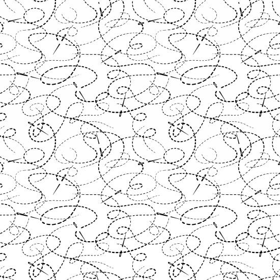 "Needle & Thread 108"" fabric by Studio E Fabrics"