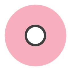Magna-Glide M Bobbin - Pink