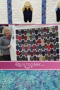 Lots of great renter stories! Today's post includes memorial quilts, a comfort quilt, a first-time user of any type of sewing machine, and more!