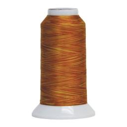 Fantastico Variegated Quilting Thread #5023 Orange Marmalade