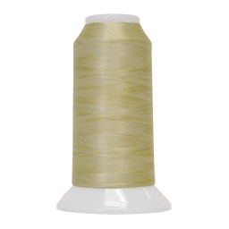 Fantastico Variegated Quilting Thread #5091 Light Lemon