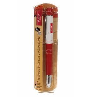 3-in-1 Mechanical Chalk Pencil by Bohin