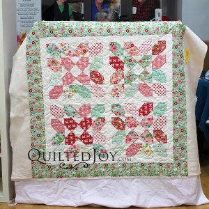 Baby Kisses Quilt