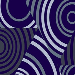 "Eclipse Indigo 108"" is a dark blue fabric that is 108"" wide and 100% cotton. This fabric is the perfect backing for a modern or contemporary quilt."